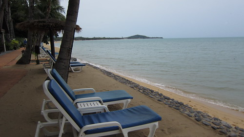 Koh Samui Paradise Beach Resort- Beach (5)