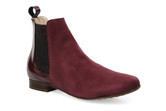 outdoor shoe, magenta, brown, footwear, shoe, maroon, leather, boot, suede,