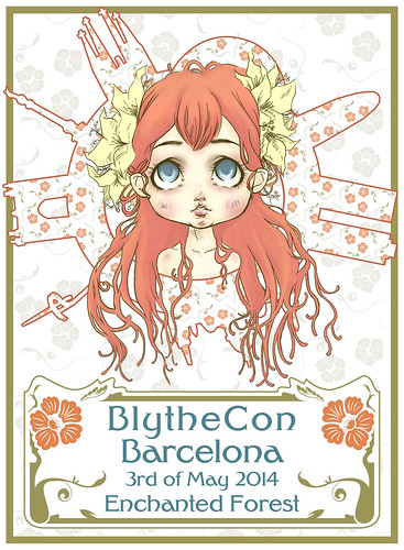 BlytheCon Barcelona 2014 Edition - May 3rd 2014 9910679046_64276b861b