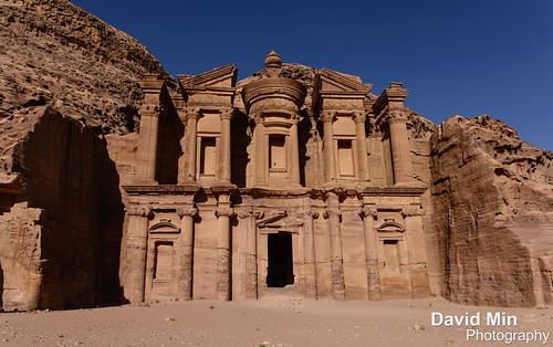 "Petra, Jordan - Ad Deir (""The Monastery"") by GlobeTrotter 2000"