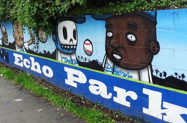 dodger-mural