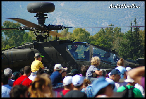 Army Aviation Longbow Demo