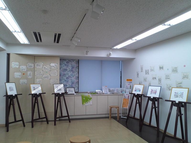 [event]しながわアーティスト展2013