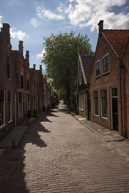 Half-Shaded Street