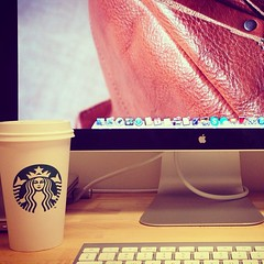 #starbucks #lifeatcloudie  #work #apple