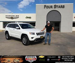 #HappyBirthday to Trevor And Jennifer Fowler from Scott Sanders at Four Stars Auto Ranch!