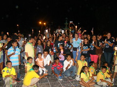 Corozal-Belize Earth Hour 2014 - 25