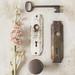 Vintage Lock and Key by StoryWorks - Suzette.desertskyblue