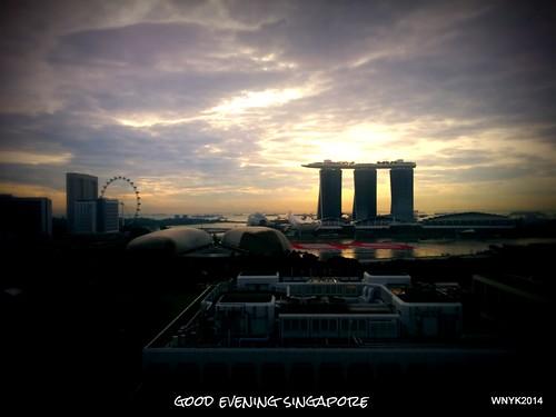 Good Evening Singapore