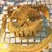 Run The Trap - Skull Shader  #cinema4d #c4d #abstract #design #photoshop  #art #illustration #cover   #octanerender #skull