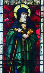 St Anthony (Henry Holiday)