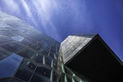 Harpa Windows and Concrete