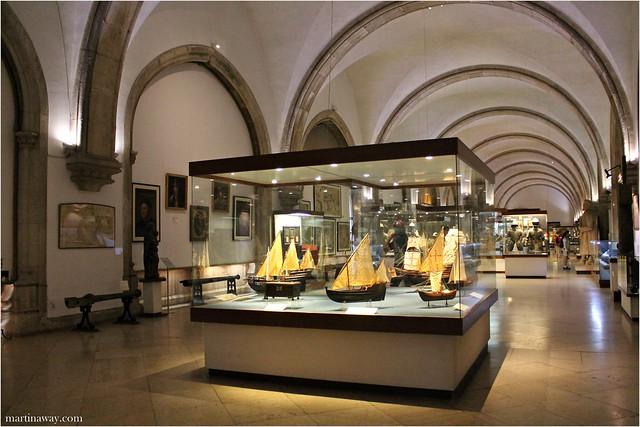 Museu de Marinha.