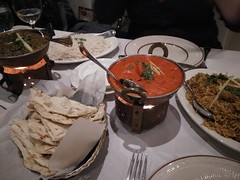 Feast at House of India