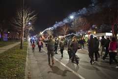 Marching for Jamar Clark one year after he was killed by police