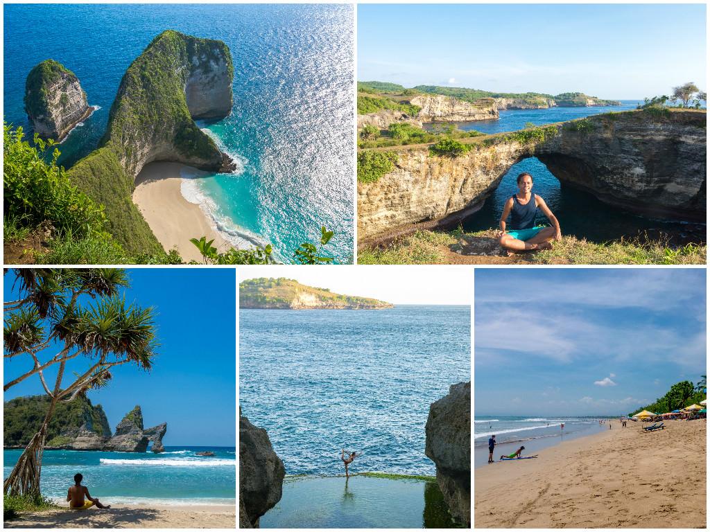 5 Days In Nusa Penida Bali Beaches Detourista Paket Trip Highlights Island Sanur Kuta