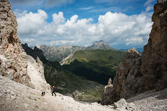 Dolomite Mountain Trek