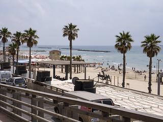 Playa Frishman, Tel Aviv, Israel