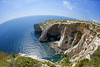 Blue Grotto Malta by Allard Schager