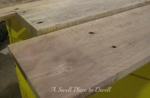 Sanded Boards ASPTD