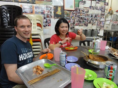 Restoran Capitol Satay Celup
