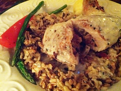 Greek Stuffed Chicken Breast @ Jacqueline Suzanne's