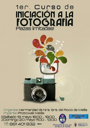 INICIACIÓN FOTOGRAFÍA