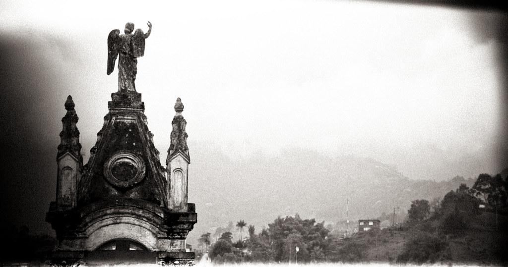 Imagen del cementerio - Imágenes de Salento, Quindio