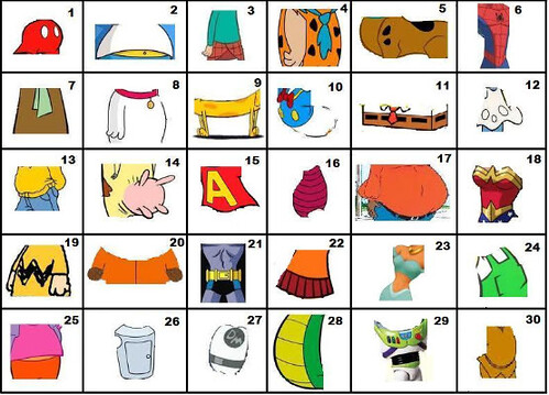 Cartoon Characters Quiz Questions And Answers : Cartoon characters quiz nice pics