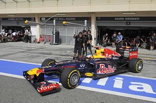 BAHRAIN GRAND PRIX F1/2012