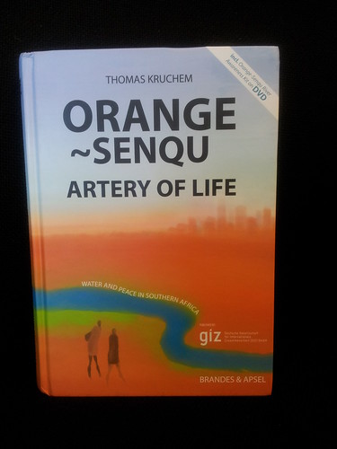 Orange ~Senqu: Artery of Life by Thomas Kruchem