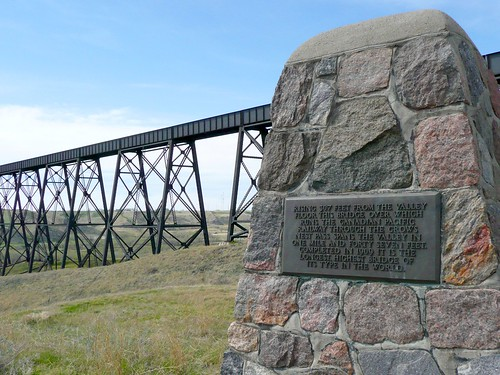 High Bridge -- Lethbridge, Alberta by RV Bob