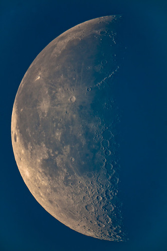 The Moon 130512 by Mick Hyde
