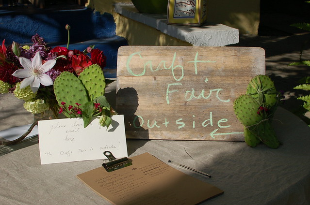 Echo Park Craft Fair, Angeleno Heights