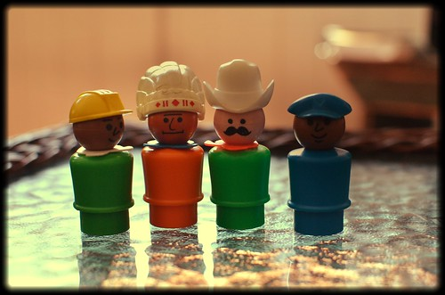 Little People Village People - almost