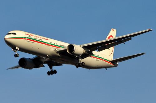 B763 - Boeing 767-36N(ER)