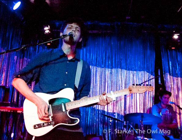 你赢了't @ The Satellite,LA 5/17/12