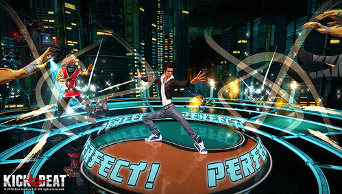 KickBeat for PS Vita