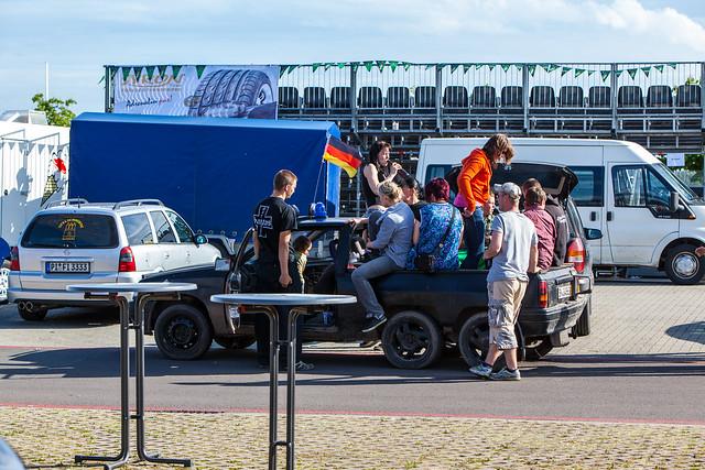 Opel treffen oschersleben 2018