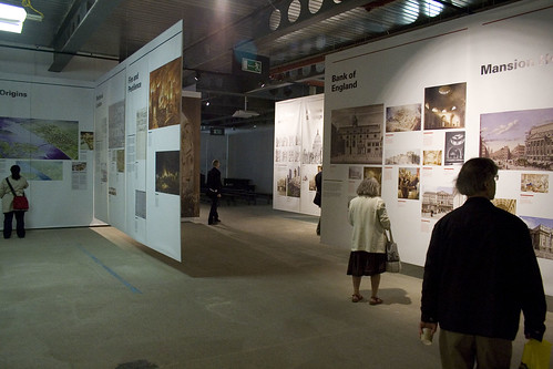 The Developing City exhibition