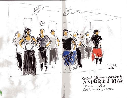 Escuela de Flamenco Amor de Dios