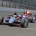 JR Hildebrand crosses the bricks