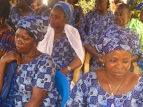 "The ""Friends of the Sisters of St Louis, Benin Chapter"""