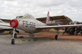 Republic F-84B Thunderjet