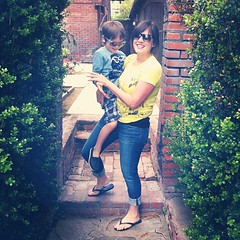 Me & my boy #son #fouryearsold #marstongardens #latergram