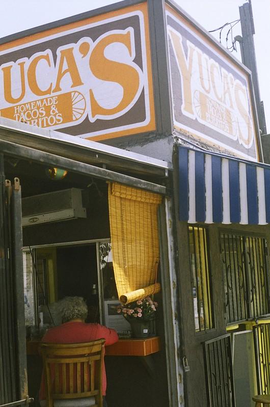Yuca's Burritos