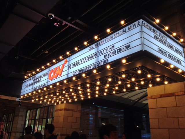 Theater of Korea, CGV