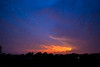 Stormy sunset 5/20/13