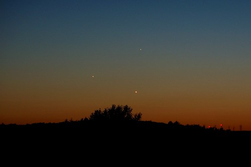 triple conjunction of May 26, 2013