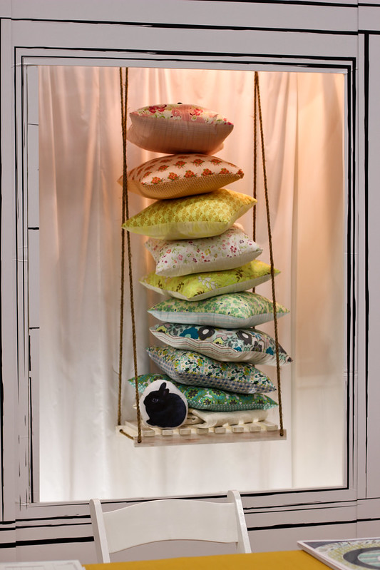 Quilt Market - Art Gallery Fabrics Booth